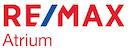 Realitní kancelář RE/MAX Atrium Praha 4 Podolí Logo