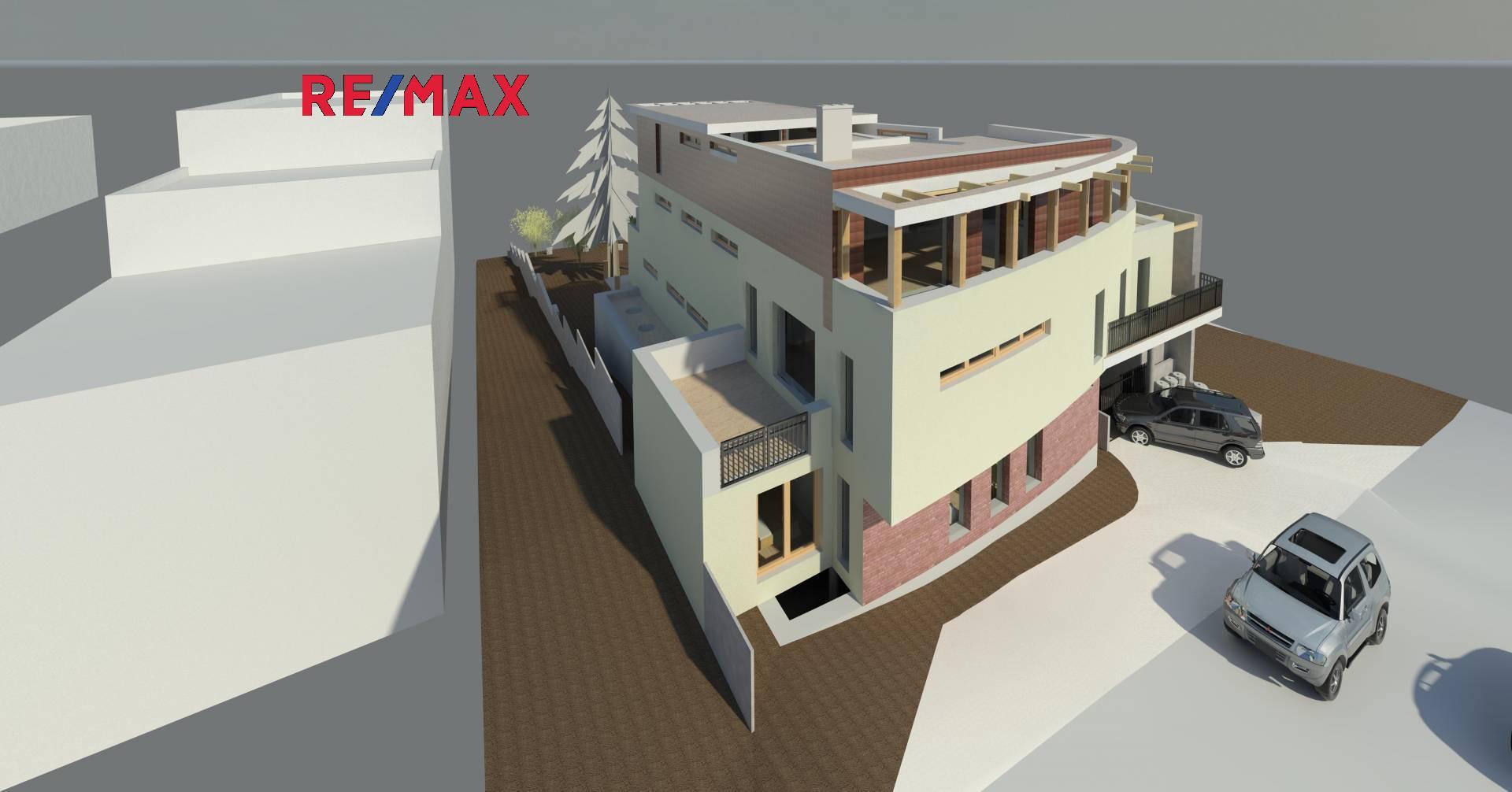 Studie byového domu