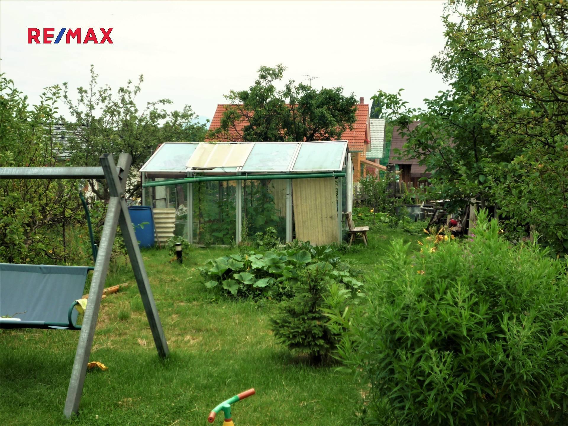 Prodej chaty 14 m², pozemek 399 m² Krupka-Bohosudov