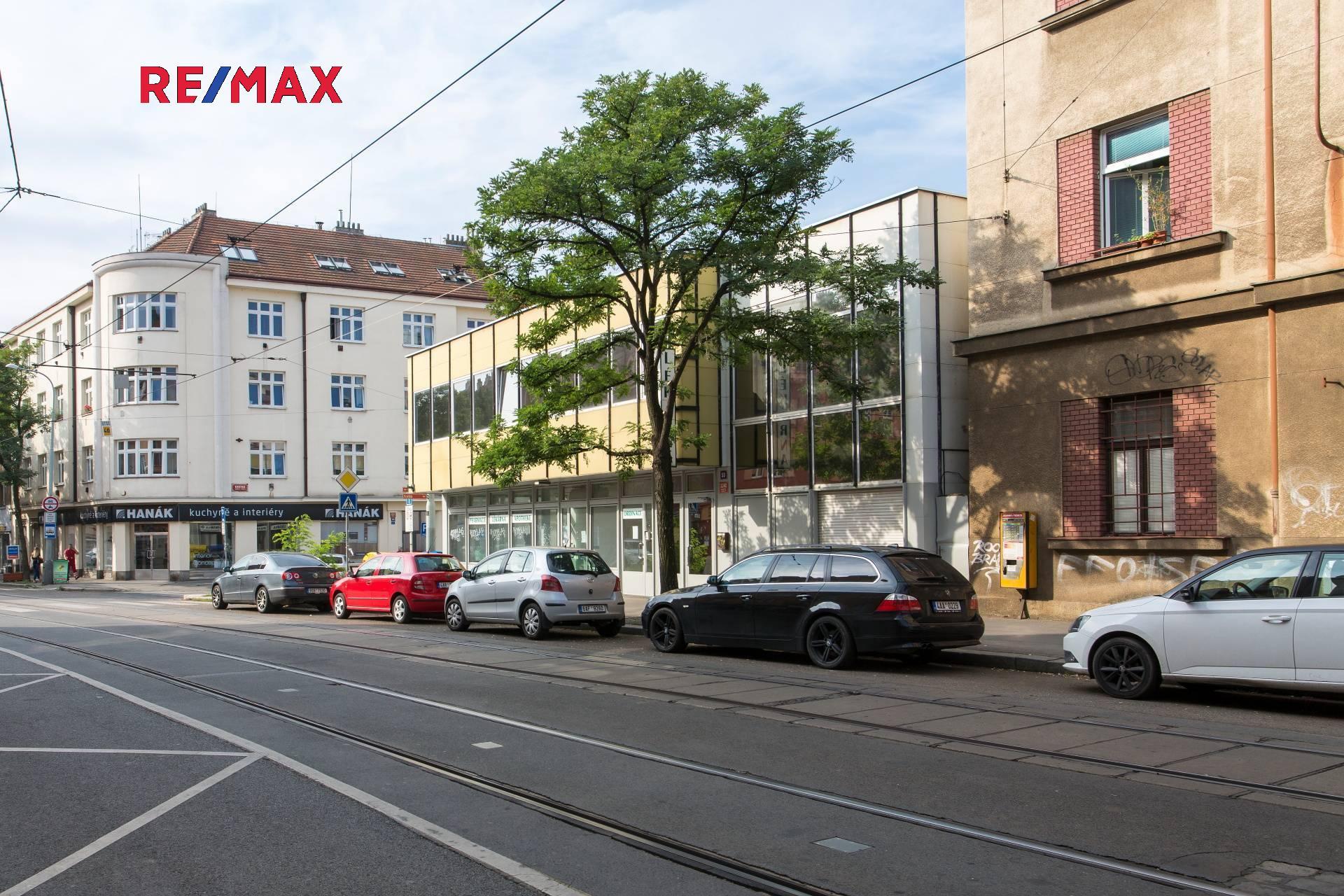 Prodej komerční budovy v ulici Starostrašnická Praha 10