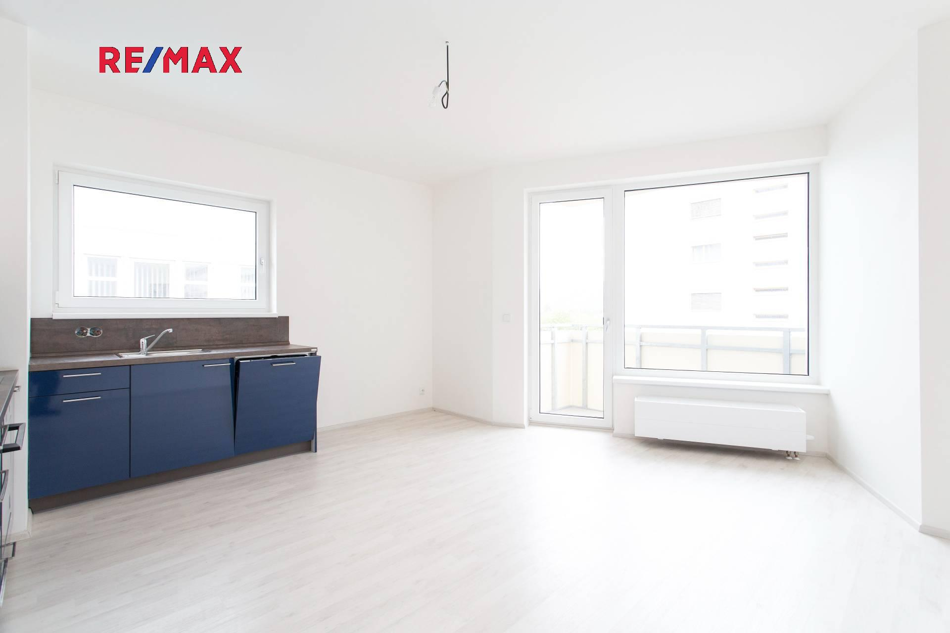 Pronájem bytu 2kk 49 m2 s balkonem a garážovým stáním v ulici Mezi vodami Praha 4