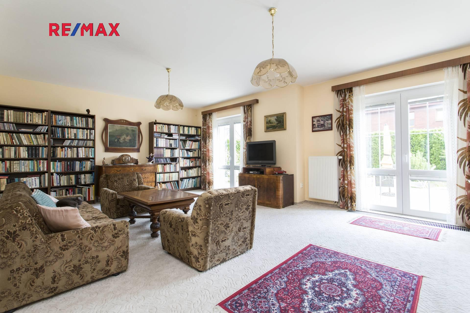 Obývací pokoj 35 m2