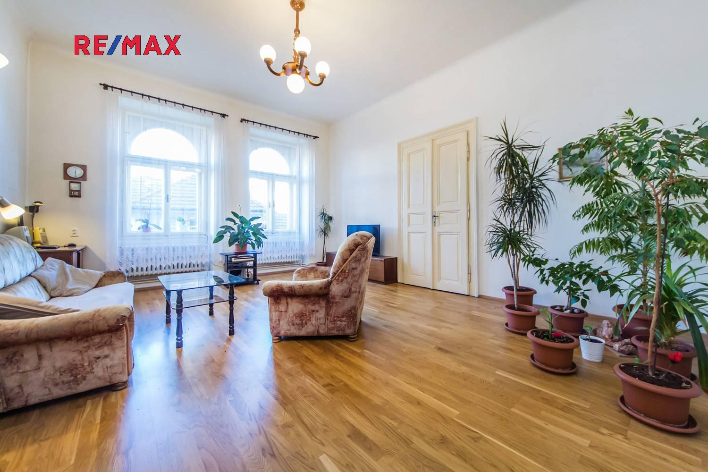 Prostorný byt 5 + 1, Praha u  Staroměstského náměstí