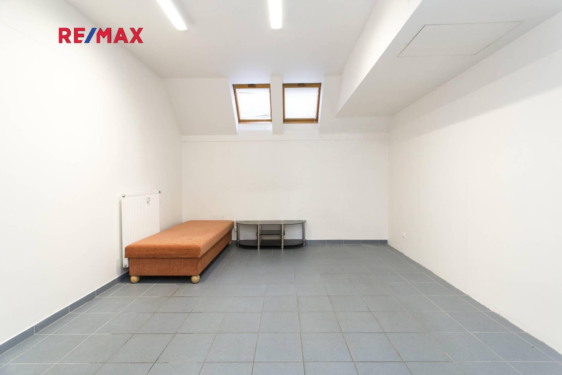 Prodej komerčního prostoru v osobním vlastnictví, 98 m2, Praha 6 – Břevnov