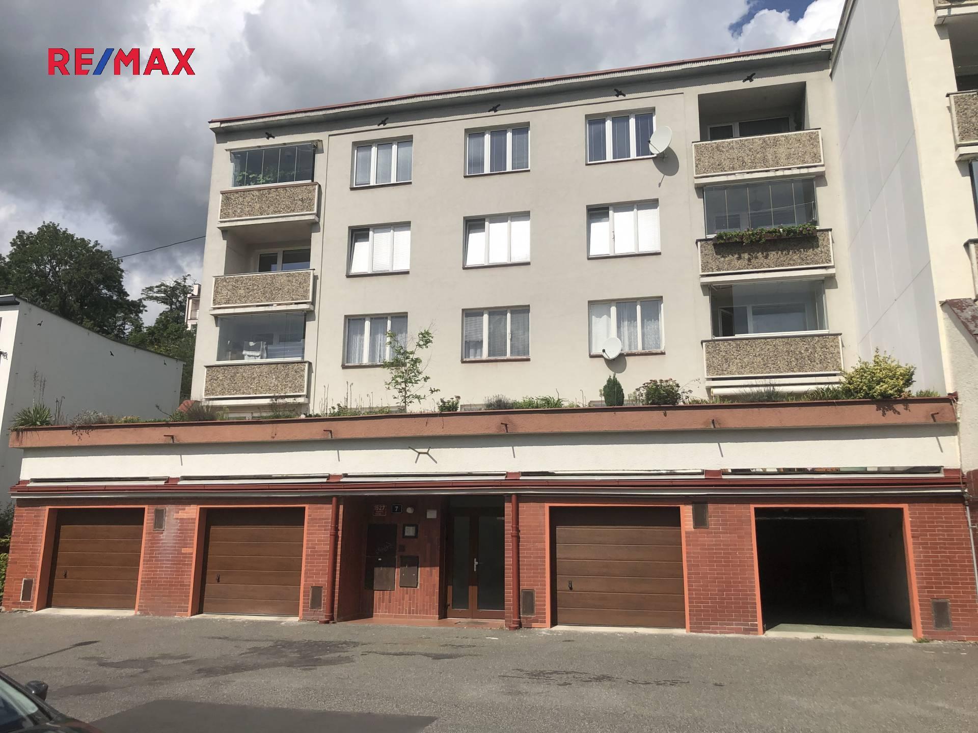 Pronájem garáže, 41 m2, Praha 4 – Braník
