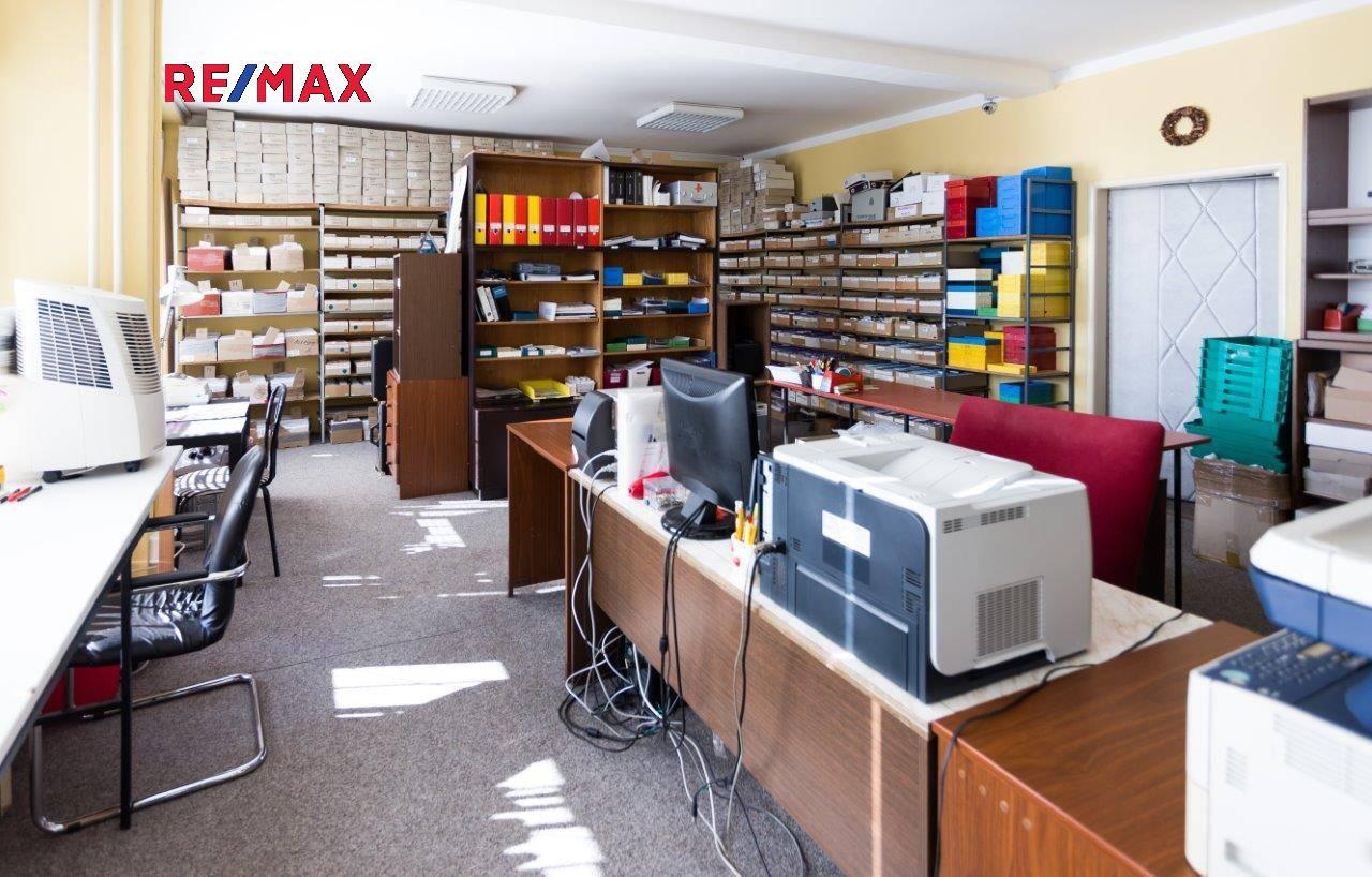 Prodej komerčního objektu s velkým potenciálem na Praze 6