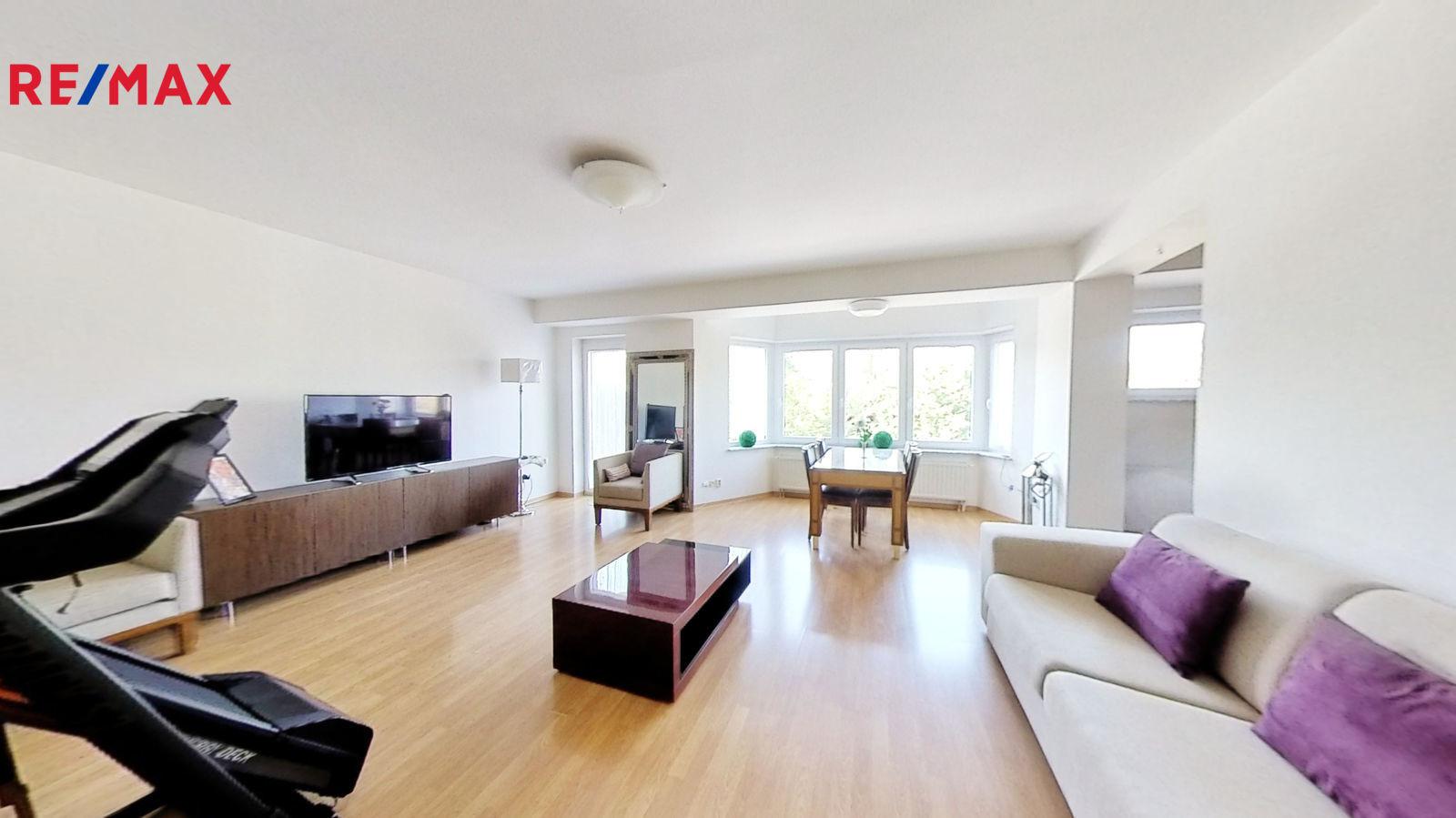 Prodej bytu 3+1, 97 m2, Praha