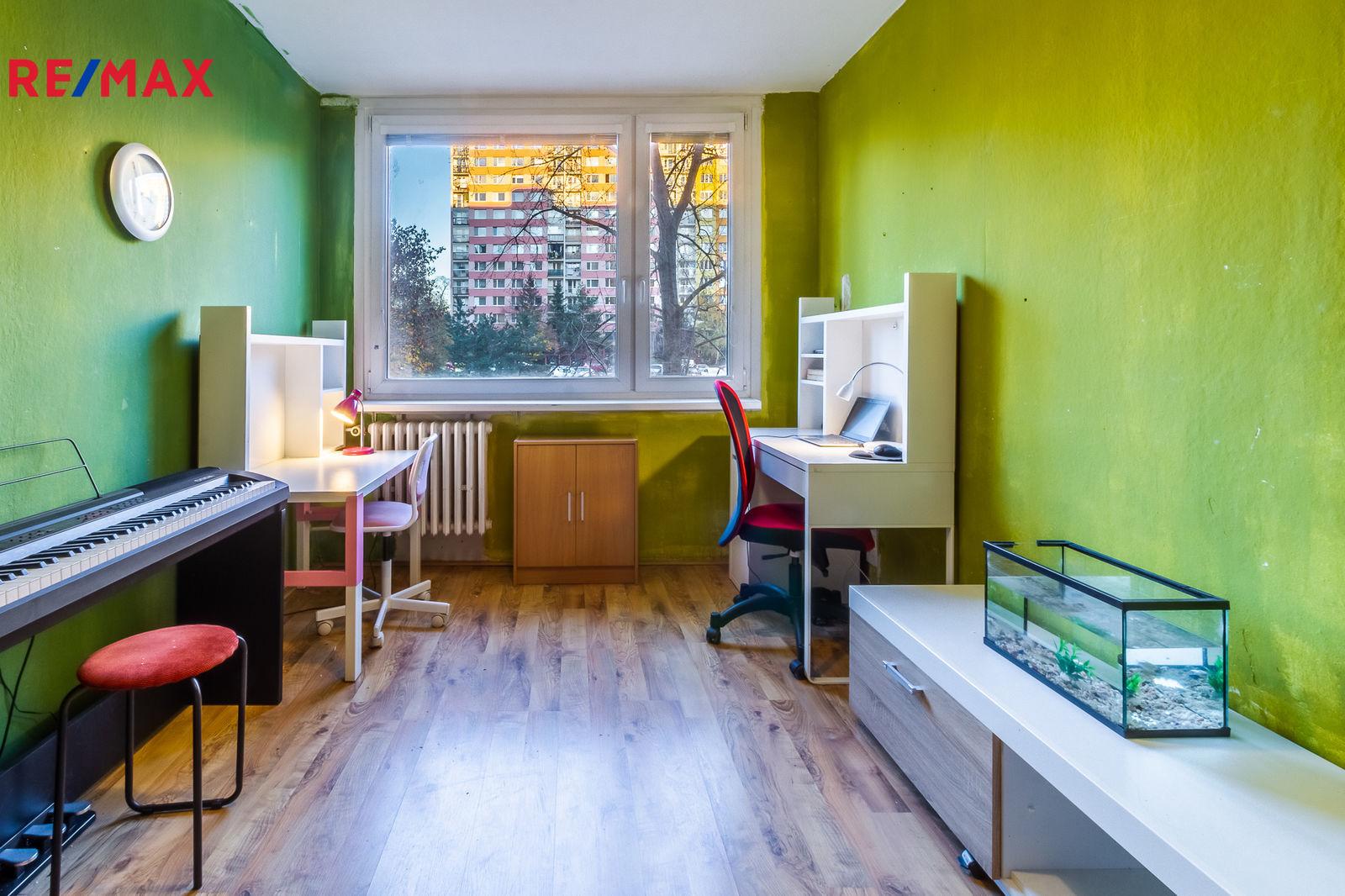 Prodej bytu 3+1, 72 m2 v osobním vlastnictví, Praha 4 – Kamýk