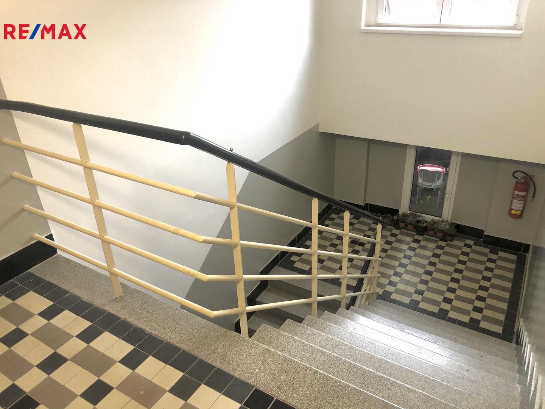 Pronájem bytu 2+1, 53 m2, Praha 4 – Nusle